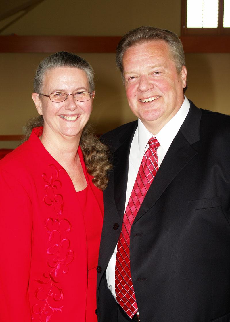 Michael & Brenda Gurley